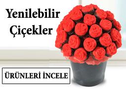 yenilebilir çiçek