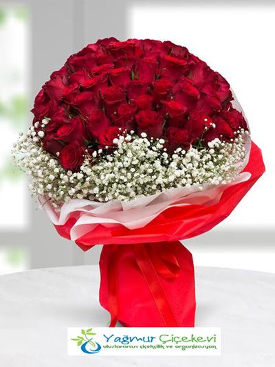 Lilyum Çiçek Aranjmanı