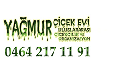 Yağmur Çiçek Evi Logo